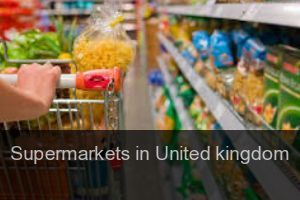 Supermarkets in United kingdom